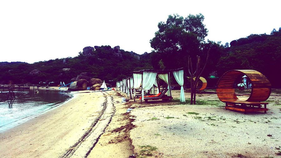 Resort_Sao_Bien Binh Ba Island Camranh Vietnam