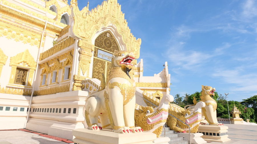 EyeEm Selects Temple In Myanmar