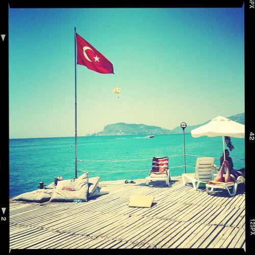 Strand <3 Holiday Türkei <3 Beste Land Likeforlike #chillen #Askim Türkiye