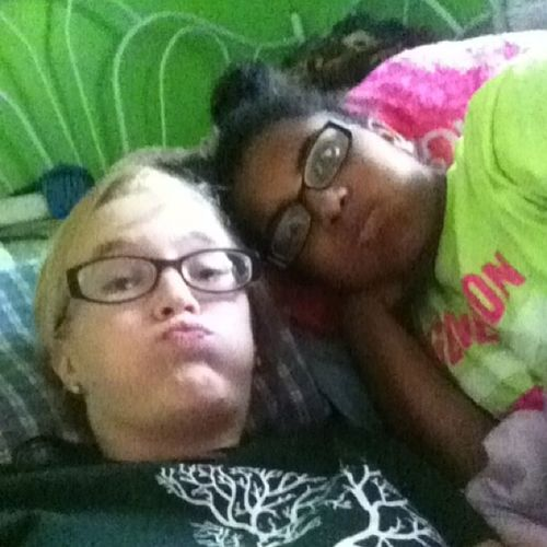 Chillin' with my roomie! ??? Bestfriend Roommate  Loveher Bubbleface monkey duck bored crazy instalessmeagan instagram hashtags extras followme unnecessaryhashtags love watching swindle awesomeness