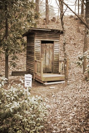 Shack Outhouse Park