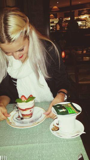I love Tiramisu! Enjoying Life