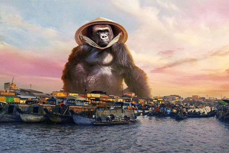 Kingkong skull island - Viet Nam Cloud - Sky Travel Sunset Outdoors City Sky No People Day Kingkong  Beauty In Nature FishEyeEm Fimlphotography Photoshop #illustration #drawing #artwork #photoshop #digitalillustration #collageartist #collagecollective #gallery #visualart #photoshopcs6 #photoshopcs5 #photoshopcs3 #photoshoptouch #photoshopcc photoshopedit photoshopelements photoshopmaster photos Architecture WeatherPro: Your Perfect Weather Shot Nature