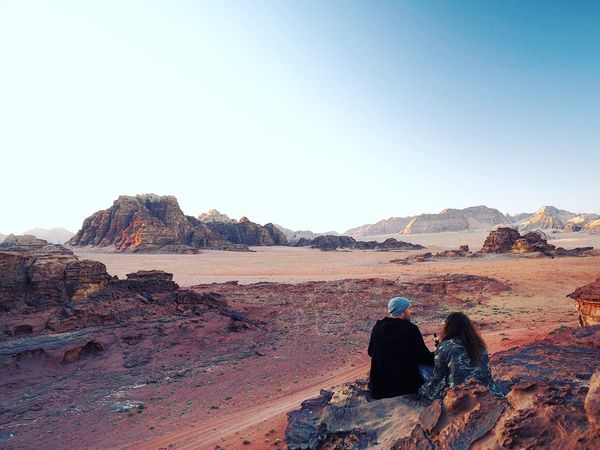 Starting a new day with this view Sunrise Desert Nature Wadirum Traveling The Great Outdoors - 2016 EyeEm Awards EyeEm Awards 2016