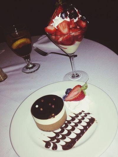 Just desserts. Food Love Art Cool