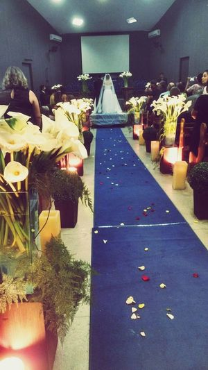Casamento dos amigos Guilherme e Géssica. Que Deus os abençoe!!! Casamento Friends Saturdaynight Pibichurch
