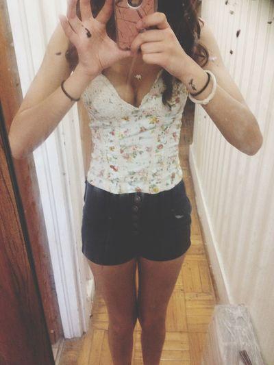 Dirty Mirror Cute Outfit Fashion