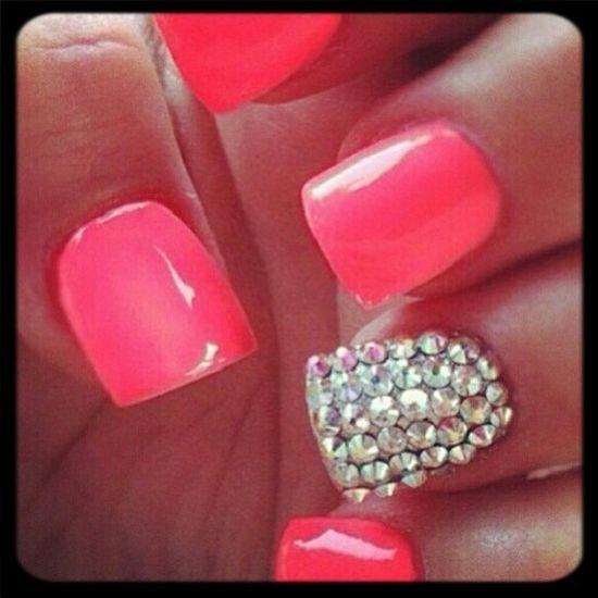 My New Nail Love It