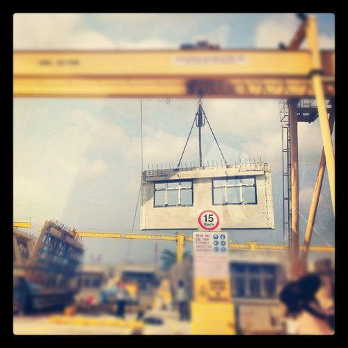 Singapore Construction First Eyeem Photo
