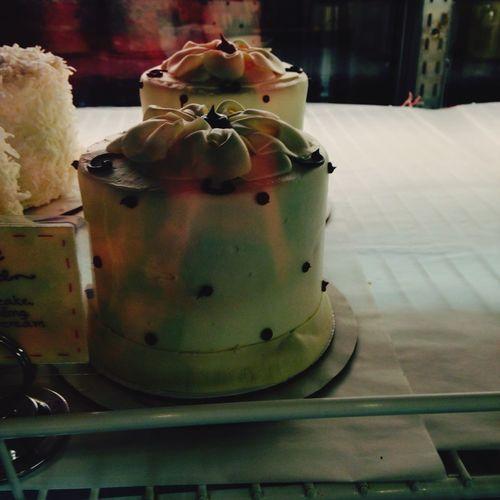 Vintage style Cakes Blackandwhite
