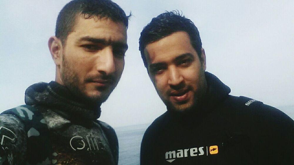 Hi! Hello World Enjoying Life That's Me Sea Annaba