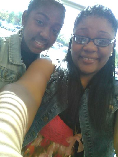 Me And My Bestie The Other Day (((: