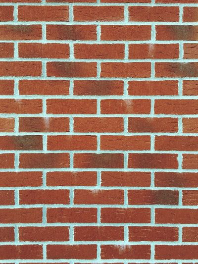 Brick Wall Red Textured  Pattern No People Full Frame Day Outdoors Backgrounds Close-up Architecture wall