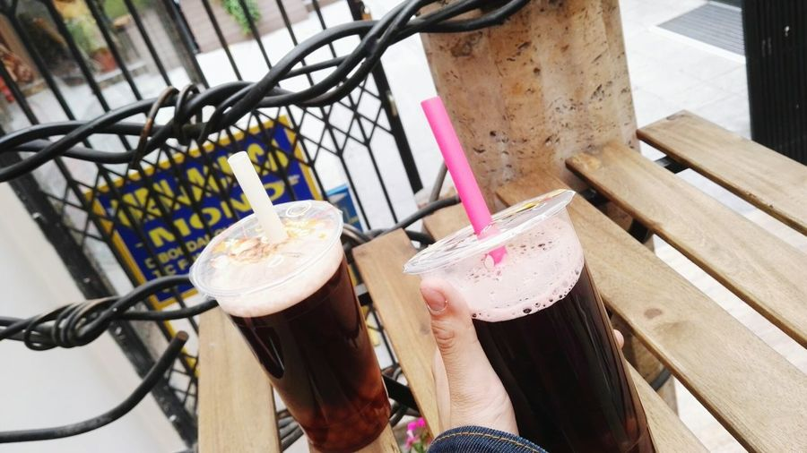 Bubble tea Check This Out Relaxing First Eyeem Photo