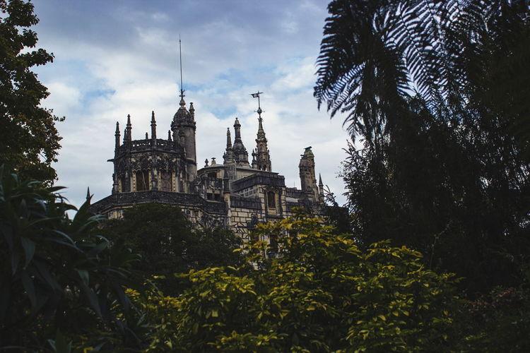 Vscocam Castle Sintra Portugal