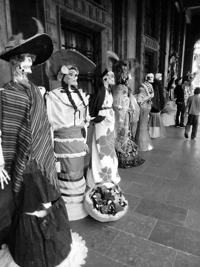 Celebration Dia De Los Muertos Cuernavaca Mexico Miquixtli The Week On Eyem EyeEm Best Shots - Black + White
