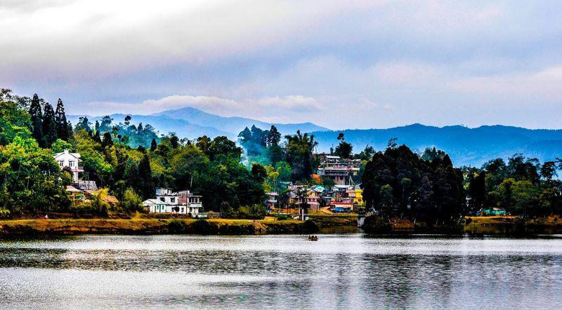 Mirik Lake, North Bengal. First Eyeem Photo