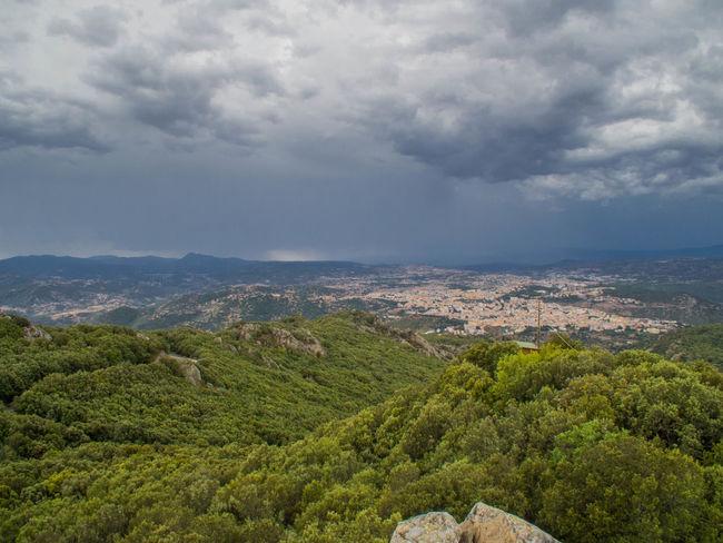 Cloud - Sky Monte Ortobene Mountain Nature Nuoro Sardegna Sardinia Thunderstorm