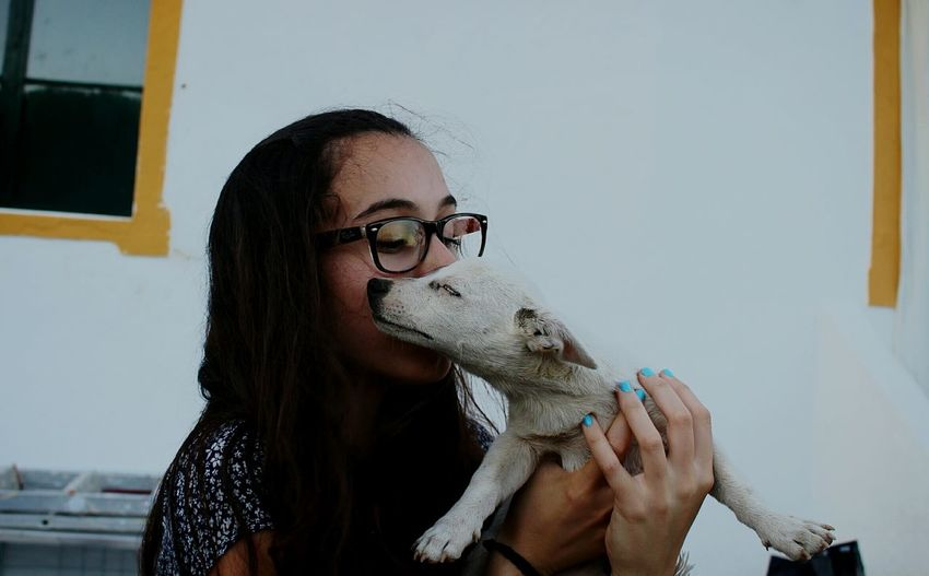 Puppy love ❤