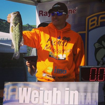 Big bass of the second day in Italian B.a.s.s. Championship in Coghinas Lake. Very cool fish caught with Howeller by Livingstonlures Bigbass Tournament Bassfishing Thewaterismystadium