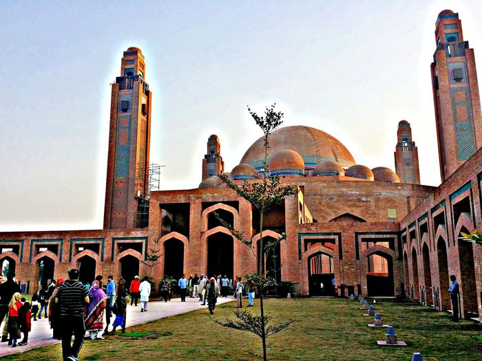Bahria Town Grand Mosque Mosque 7th Largest