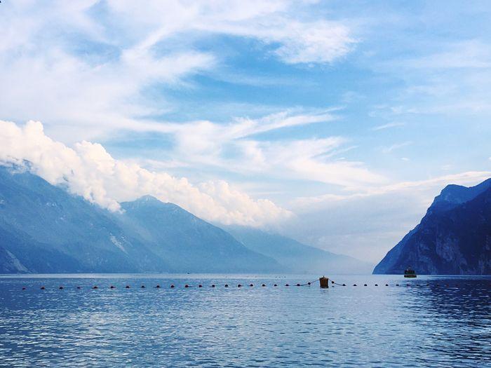 Photo taken in Riva Del Garda, Italy