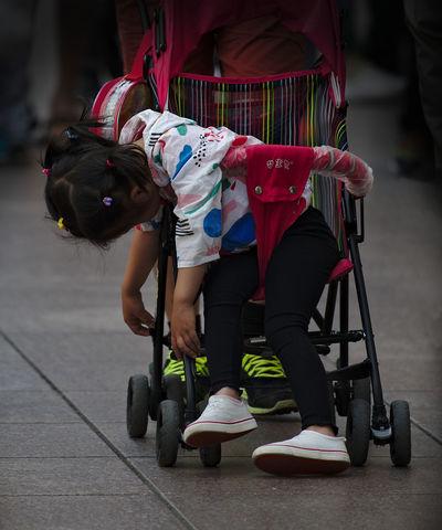 Long Day NANJING南京CHINA中国BEAUTY Nanjing Road Shanghai Streets Shanghai, China Girl Street Photography Tired Tired!