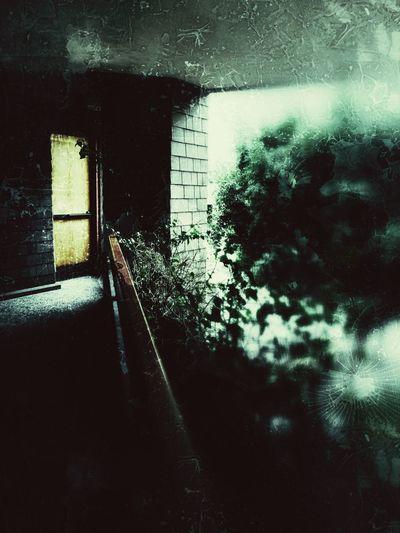Door stair - special effects