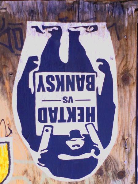 Street Art Graffiti Bansky Sanfrancisco Traveling amazing..