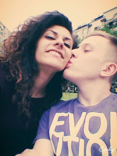 My Love Bae & I  Taking Photos Enjoying Nature Enjoying Life ♥ Sunny Afternoon Kissed Boyfriend Urban Nature Happiness