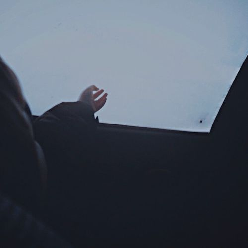 and it breaks my heart Memories Hand Window Lone Alonee Lonely Child
