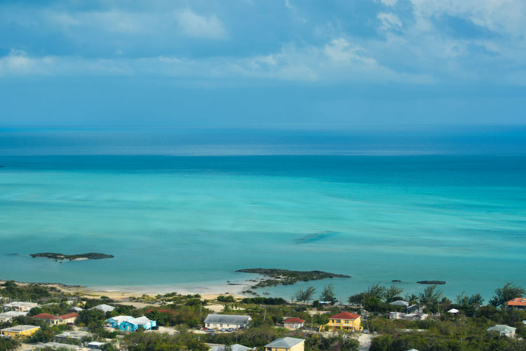 Aerial view of Providenciales Aerial View Aerial Shot Aerial Photography Airplaneview Airplane Shot Turks And Caicos Islands Turks And Caicos Beach Ocean Ocean View Oceanside Coastal Feature Coastline Caribbean Sea Caribbean Horizon Over Water Sea And Sky Turquoise Water Grace Bay Beach Beautiful View
