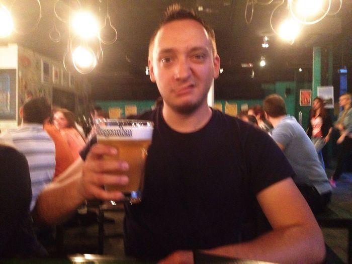Samo Pivo Beograd Belgrade,Serbia Beer Fun Hanging Out Taking Photos Enjoying Life Check This Out That's Me Nightlife