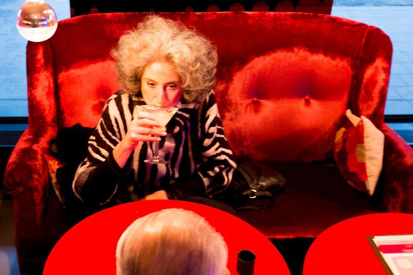 Drinking Drink Red People Indoors  Adult Sitting Streetphotography Street Photography Streetphoto_color Belgium Belgique Brussels