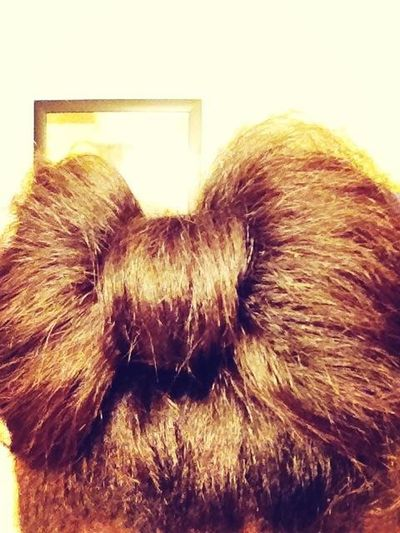 My Hair Bow :)