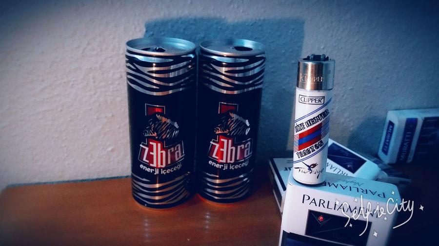 Bize Her Yer Trabzon Zebra Enerji çakmak Clipper
