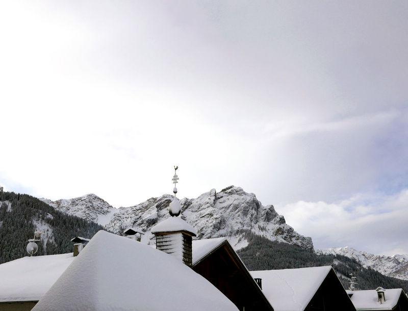 Cold Temperature Landscape Mountain Mountain Range Scenics Snow Tranquility Val Pusteria Winter