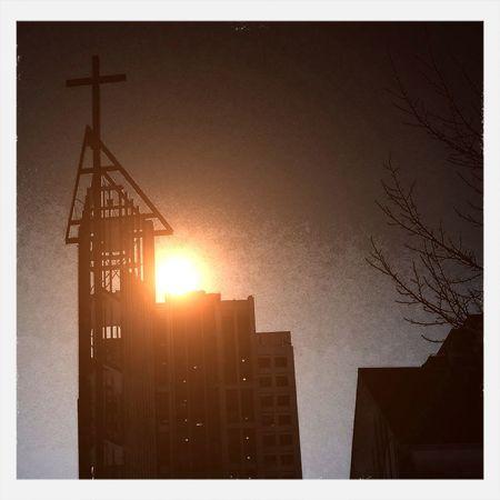 Good morning. Hello World EyeEm Best Shots - My World Architectural Elements Enjoying The Sunrise