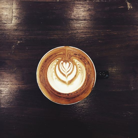 Tulip Coffee - Drink Coffee Drink Refreshment Coffee Cup Cup Food And Drink Frothy Drink Cappuccino