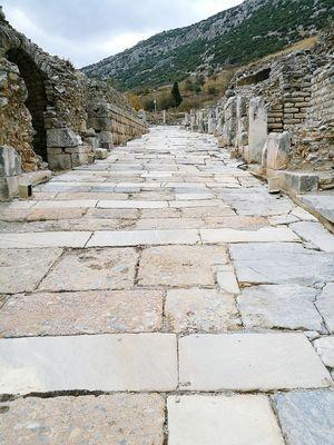 Amazing View Ephesus Ephesus Ruins Roman History Turkey Ephesus - Turkey Exciting Greek History Helenistik Wonderful View