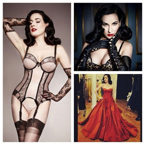 WCW @ditavonteese Not much needs to be said here....she's simply drop dead gorgeous Ditavonteese Lingerie Model burlesque queen stripstriphooray anime beautiful gorgeous art photography actress movie