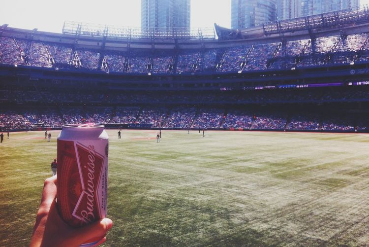 Architecture Baseball Budweiser Major League Baseball Mlb Stadium Vancouver Vancouver Canucks