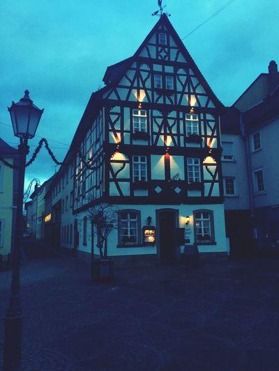 Altzey town