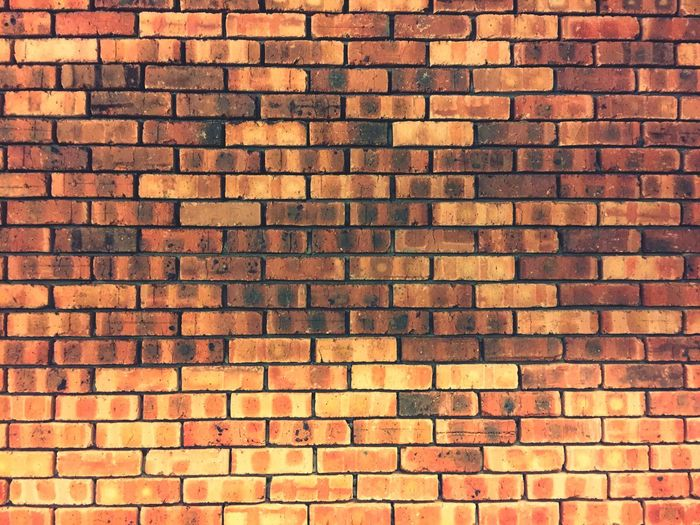Bricks wall Brick Brick Wall Full Frame Backgrounds Pattern Wall Built Structure Architecture Wall - Building Feature No People Textured  Brown Repetition Building Exterior Red In A Row Shape Arrangement Large Group Of Objects Close-up