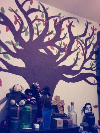 La vida es como un árbol, al inicio es tan solo una rama y conforme pasa el tiempo sus ramas se han extendido en todas direcciones... That's Me