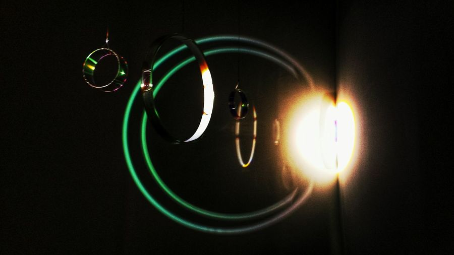 Getting Inspired Torino Turin Rivalta Exhibition Game of light Light