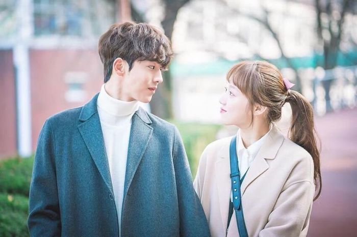 Love this couple somuch. SWAG ♥ NAMJOOHYUK Weightlifting ♥ Coupleswag