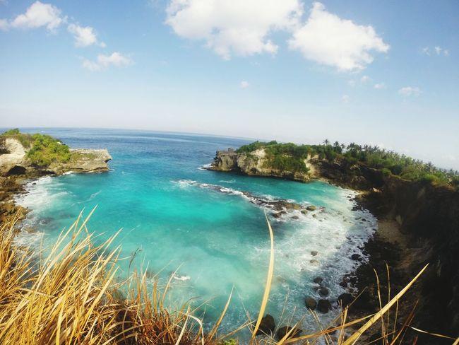 Blue lagoon @ceningan Relaxing Gopro Ocean Gopro Hero3