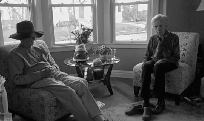 D'Arcy Parents Seniors Portrait EyeEm Best Shots Showcase: December Monochrome Relaxing