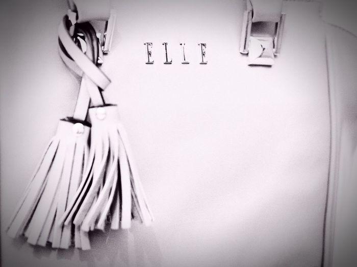Elle Bag Womens Bag Monochrome Black And White Photography